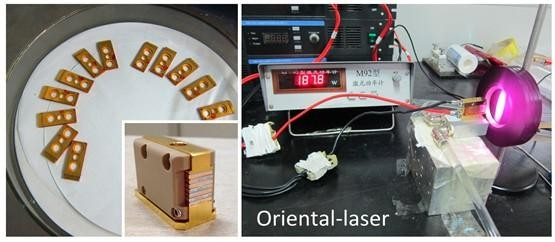 Réparation de machine d'épilation de laser d'Alma, diode d'OEM/dispositif d'épilation